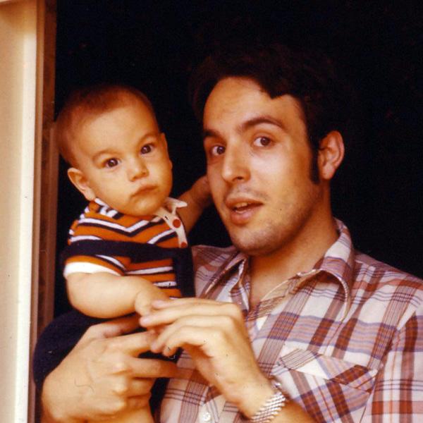 1975 - Con mi padre