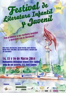 I Festival LIJ Tres Cantos 2014