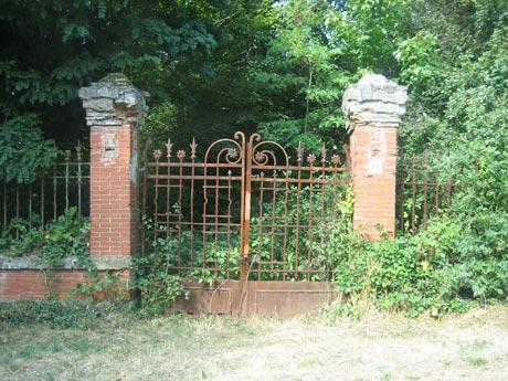 Puerta Vallejo de Orbó